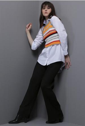 Bsl Fashion Bsm Flane Pantolon