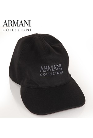 Armani Collezioni Erkek Şapka 6471816A600