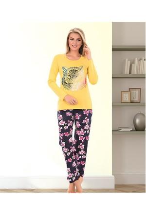İntimo D09-7612 Pijama Takım