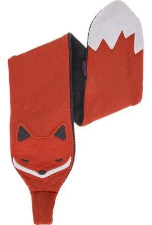 Soobe Red Fox Atkı Portakal