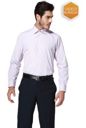 Hatemoğlu Uzun Kol Klasik Kareli Gömlek