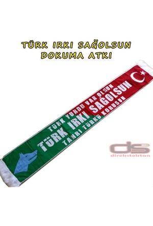 Kayıkcı Türk Irkı Sağolsun Atkısı - Tanrı Türkü Korusun