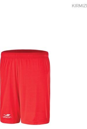 Lescon 14T-4027 Kırmızı Erkek Futbol Şortu