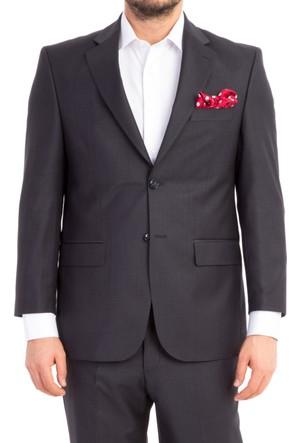 Kiğılı Düz Klasik Takım Elbise 7K1D781D
