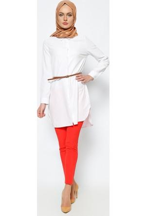 Klasik Pantolon - Kırmızı - Veteks Line