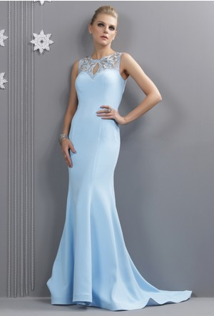 Pierre Cardin Lazer İşlemeli Elbise 54349