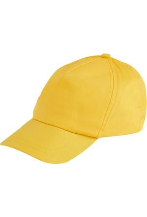 Soobe Şapka Sarı