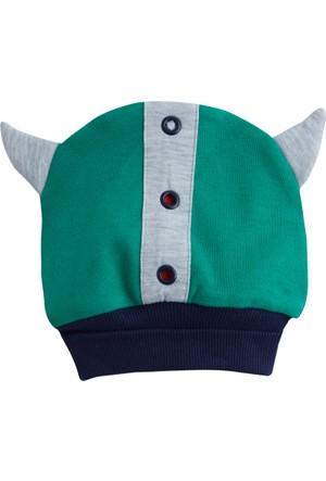 Soobe Viking&S Son Şapka Yeşil (9-12 Ay)