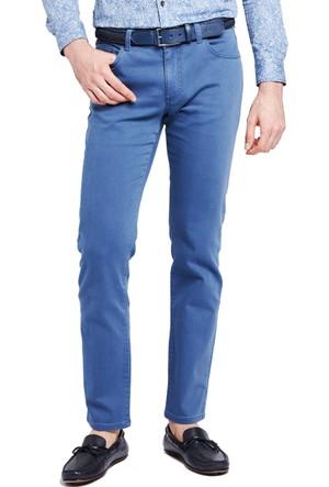 Pierre Cardin Rainbow Mavi Kot Pantolon
