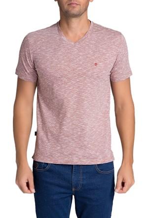 Pierre Cardin Army Kırmızı T-Shirt
