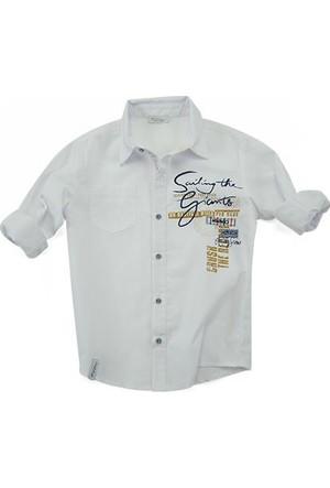 Mininio Erkek Çocuk Gömlek