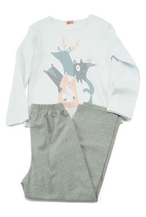 Zeyland Kız Çocuk Pijama Takım