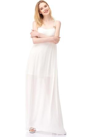 Dilvin 9623 Metal Halkalı Elbise