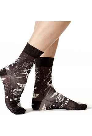 Wigglesteps Mıllıtary 1 Erkek Çorap