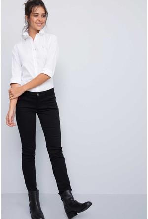 U.S. Polo Assn. Tina7Y Kadın Spor Pantolon Siyah
