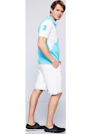 U.S. Polo Assn. Erkek Jase T-Shirt Yeşil