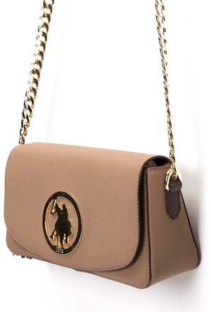 U.S. Polo Assn. Kadın K7Us17588 Çanta Kahverengi