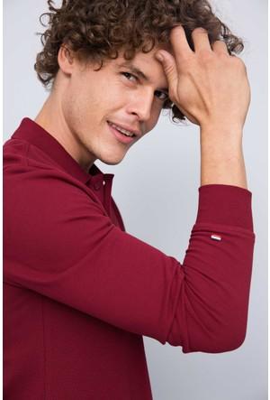 U.S. Polo Assn. Tp01Sk7 Sweatshirt Kırmızı
