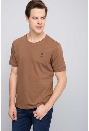 U.S. Polo Assn. Erkek Robb T-Shirt Yeşil