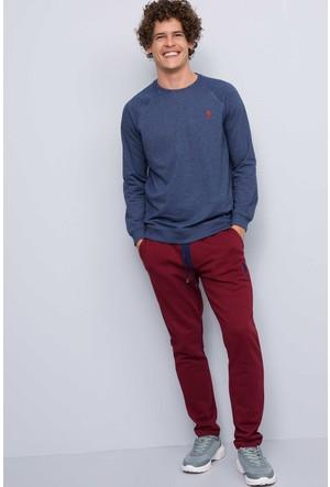 U.S. Polo Assn. Erkek Henbixsk7 Eşofman Kırmızı