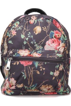 Butigo Fb17Aw003 Çok Renkli Kadın Sırt Çantası