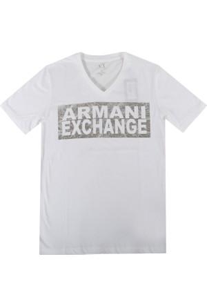 Armani Exchange Armani-12 Erkek T-Shirt