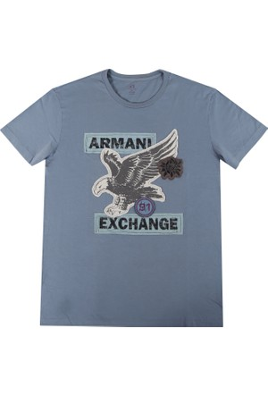 Armani Exchange Armani-26 Erkek T-Shirt
