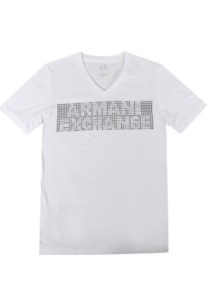 Armani Exchange Armani-16 Erkek T-Shirt