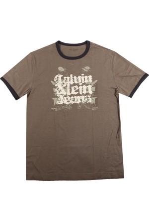 Calvin Klein Calvin-04 Erkek T-Shirt