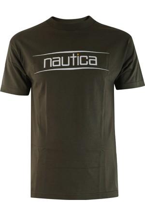 Nautica Vr7101-348 Erkek T-Shirt