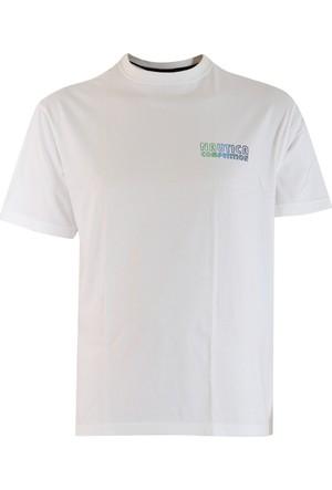 Nautica Vr7112-100 Erkek T-Shirt