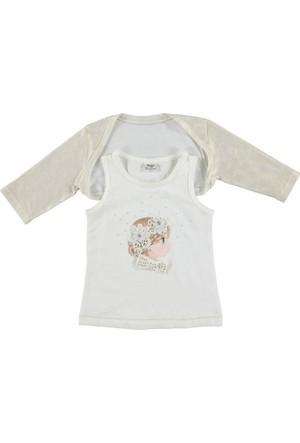 Mayoral Kız Bolero-Tişört Askılı Takım