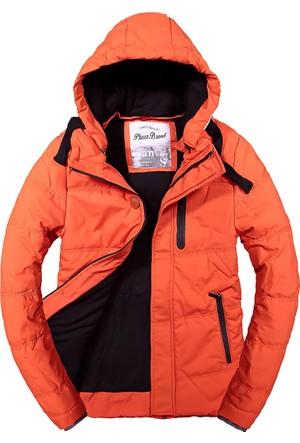 Phazz Brand Erkek Şişme Mont 1213 Orange