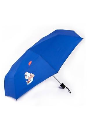 Biggdesign Mr. Allright Man Mavi Şemsiye