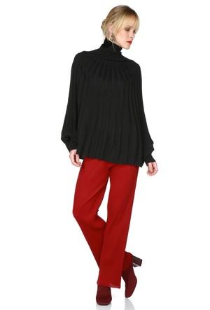 Miss Lusi 7370793 Kalın Fitilli Beli Lastikli Pantolon