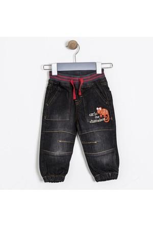 Soobe Erkek Çocuk Pantolon Siyah