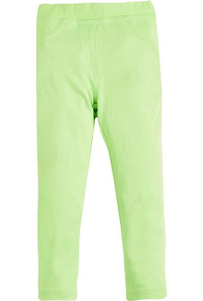 Soobe Pop Girls Pantolon Neon Yeşil 3 Yaş