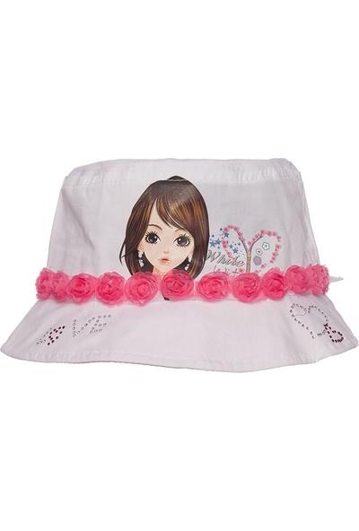 İşnar 4332-4 Kız Çocuk Şapka