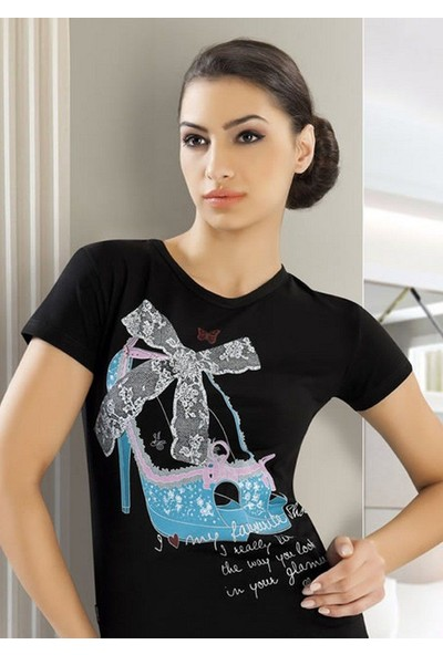 Derya Kurşun 275 Bayan T-Shirt