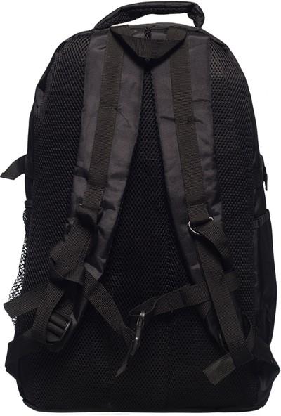 Escape Kumaş Sırt Çantası Escsrt 501 Siyah