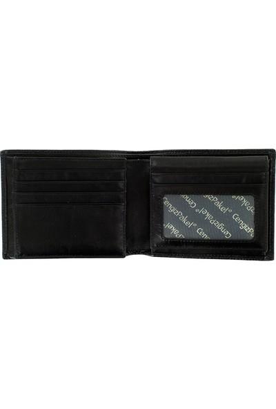 Cengiz Pakel Erkek Deri Kredi Kartlık Cüzdan Modelleri 27499