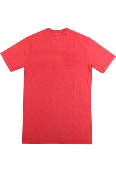 Aeropostale 1070-Beachc Erkek T-Shirt