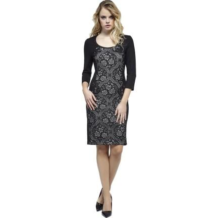 d6fb62c274eef Dodona Özel Tasarım Şık Elbise Siyah Fiyatı - Taksit Seçenekleri