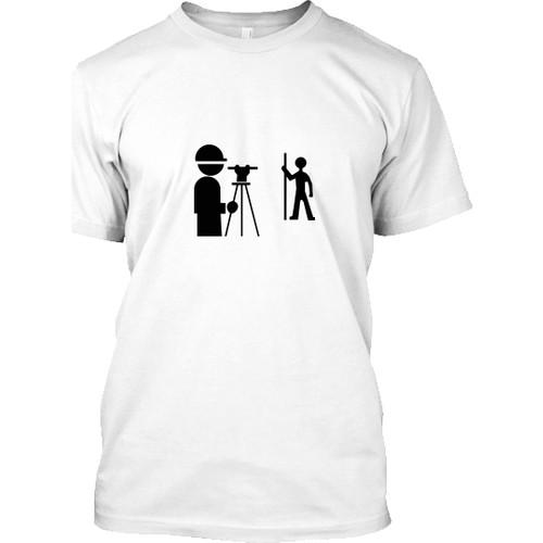 XukX Harita Mühendisliği T-Shirt – 1