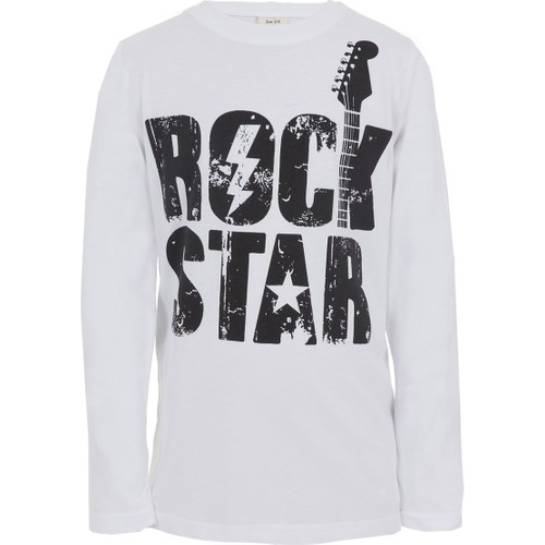 Soobe Pop Boys Canavar Uzun Kol T-Shirt 8 Yaş