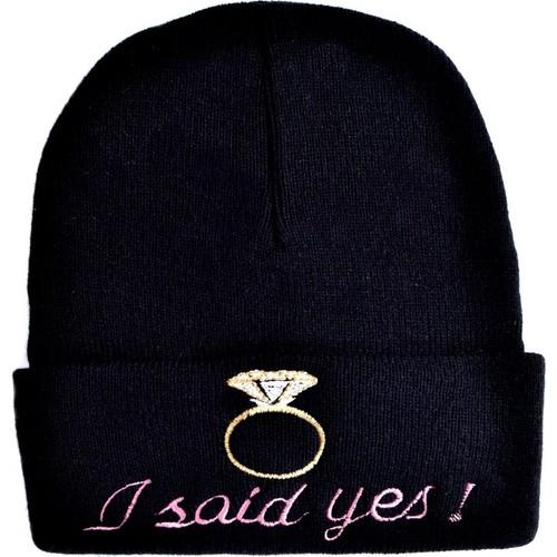 Bonalodi I Said Yes Siyah Bere