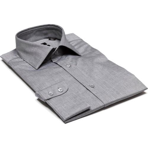 Pin Gömlek Westbourne Armürlü Gömlek