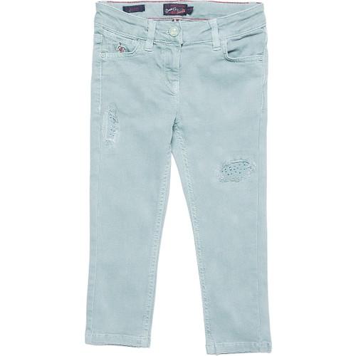 U.S. Polo Assn. Kız Çocuk Liz Kids6S Pantolon