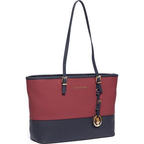 U.S. Polo Assn. Kadın Lacivert Çanta K6Us9008