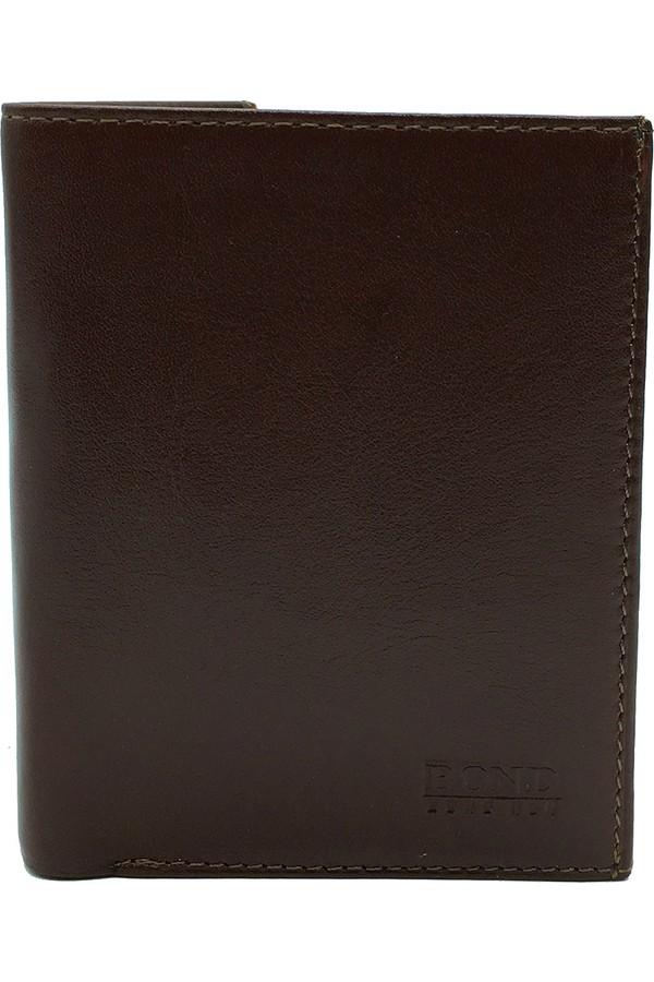 Bond Men's Leather Wallet 520-3